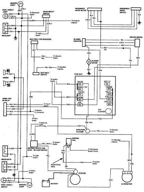 1979 Ford F 150 Alternator Wiring by 76 Ford Wiring Diagram Wiring Library