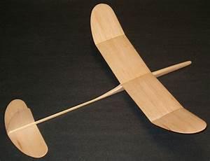 Airfield Models - Graupner Mini - A Free Flight Balsa Wood