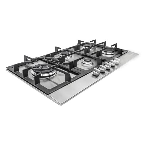 Five Burner Gas Cooktop by 30 Gas Cooktop With 5 Burners 850sltx E