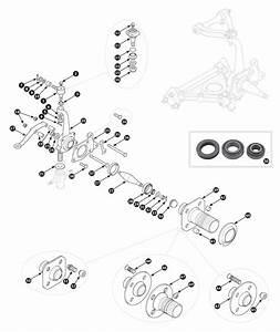 Vertikal Link And Hub Tr2 To Tr4
