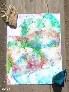 Malen Mit Kindern : seifenblasen auf papier malen mit kindern bastelideen pinterest malen mit kindern ~ Orissabook.com Haus und Dekorationen