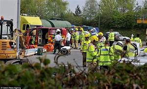 Edwards Transport warehouse collapse in Hinstock sees one ...