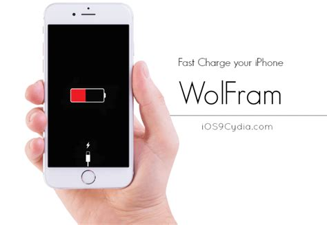 how to get iphone to charge faster wolfram charge your iphone battery faster