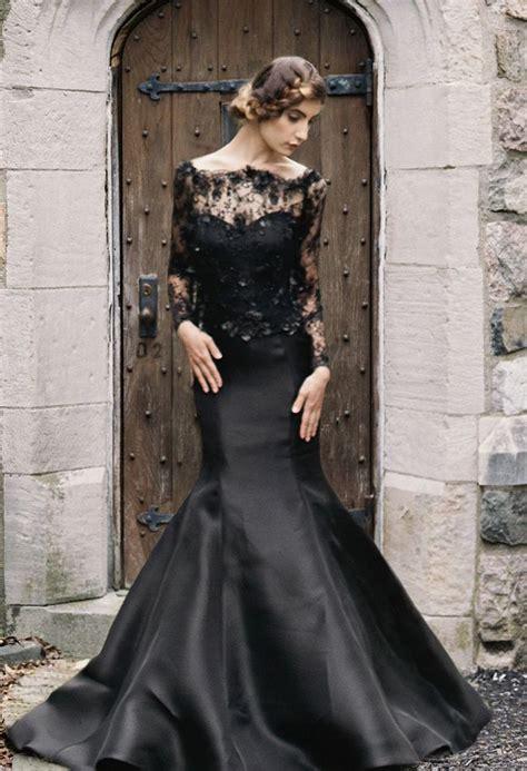 25 glamorous black wedding luxury pictures