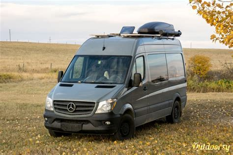 2016 Mercedes Benz Sprinter 2500 Motor Home Camper Van