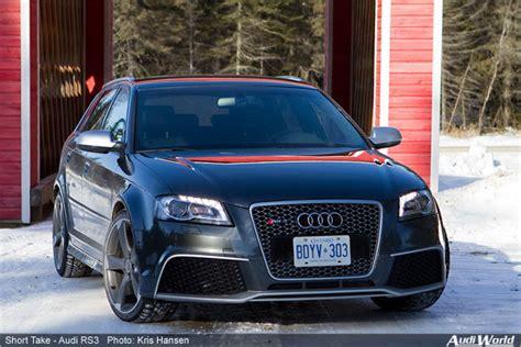 Audi Rs3 Sportback Usa by Take Audi Rs3 Sportback Audiworld