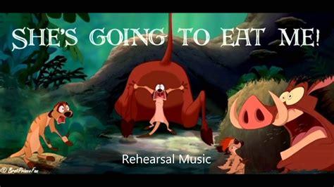 She Gonna Eat Rehearsal Music Youtube
