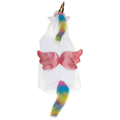 Dogs Novelty Fancy Dress Costume   Unicorn   Pets   B&M
