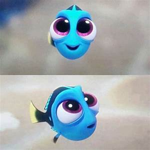 Findet Nemo Kostüm Baby : i obviously know this is dory as a baby from the new finding dory and i haven 39 t seen this so ~ Frokenaadalensverden.com Haus und Dekorationen
