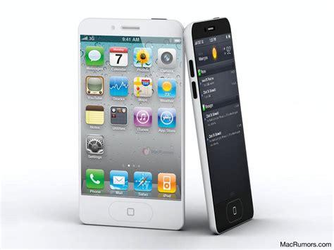iphone five iphone 5 mockup based on leaked design gadgetsin