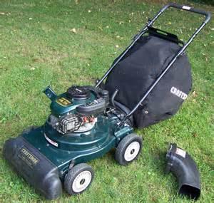 Craftsman Yard Vacuum Chipper Shredder Blower