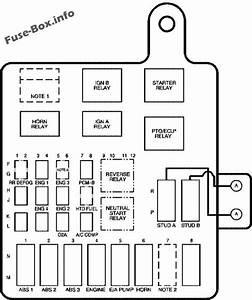 2007 Gmc 2500hd Fuse Diagram