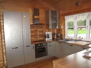 Maison En Bois Tout Compris : maison bois louisa 140 maison bois greenlife ~ Melissatoandfro.com Idées de Décoration