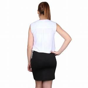 Womens Ladies Sexy Mini Skirt Elasticated Waist Slip On Pencil Skirt. | eBay