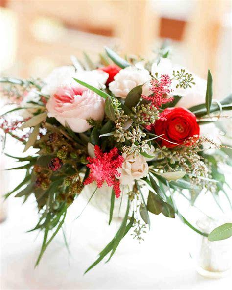 23 ways to arrange red wedding centerpieces martha