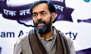 AAP leader Yogendra says party will expand beyond Delhi ...