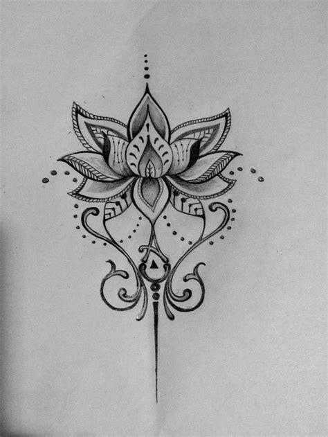 Lotus by MaxUltimax.deviantart.com on @DeviantArt   Sleeve tattoos, Inspirational tattoos