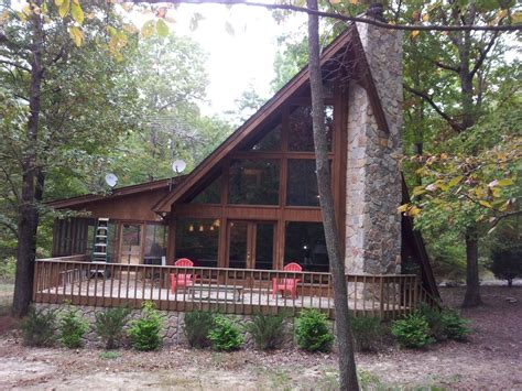 cabin rentals in alabama cabin nestled and bordering the ott vrbo