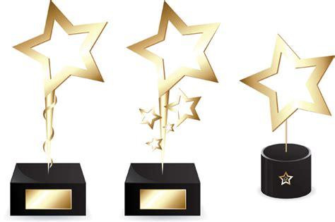 trophies medals   eps   vector
