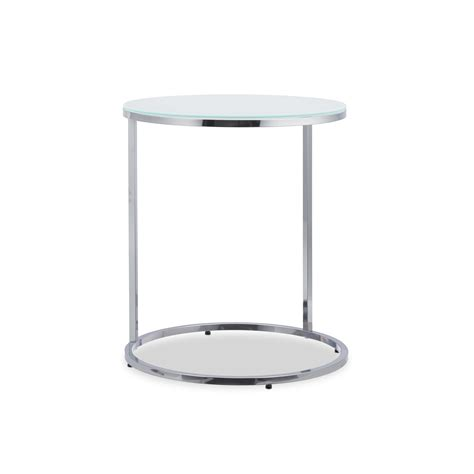 Couchtisch Chrom Glas by Coffee Table Chrome Glass Milk Glass Table Coffee