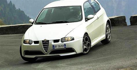 Interni Alfa 147 Gta by Alfa Romeo 147 Gta La Storia Automobilismo