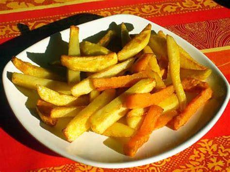 recette de frites au four maison