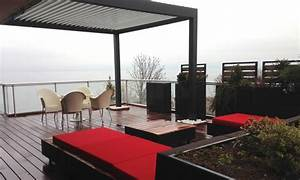 amenagement terrasse exterieure appartement dootdadoo With amenagement terrasse exterieure appartement 7 amenagement terrasse de styles et inspirations differents