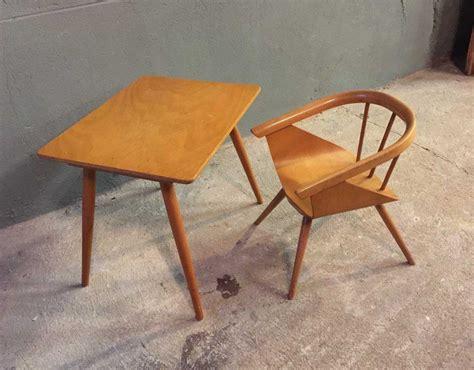 bureau baumann ensemble bureau et chaise enfant baumann