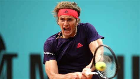 Zverev reached his first grand slam final at the us open in september, where he lost to dominic thiem. Zverev still unsure if he'll play US Open - Tennis Majors