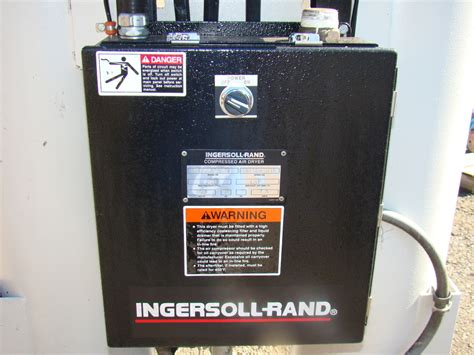 ingersoll rand compressed air dryer ehd275 ke5 ebay