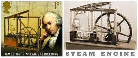 Invention James WATT Inventor of the steam engine