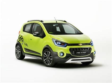 Softroading Chevrolet Spark Activ Is Usbound