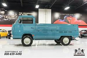 1968 Vw Single Cab Pickup  Original Us Truck  Rare   Nut