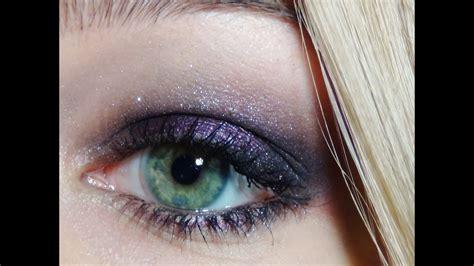Maquillage Pour Tutoriel Maquillage Violet Id 233 Al Pour Faire Ressortir Les Yeux Verts