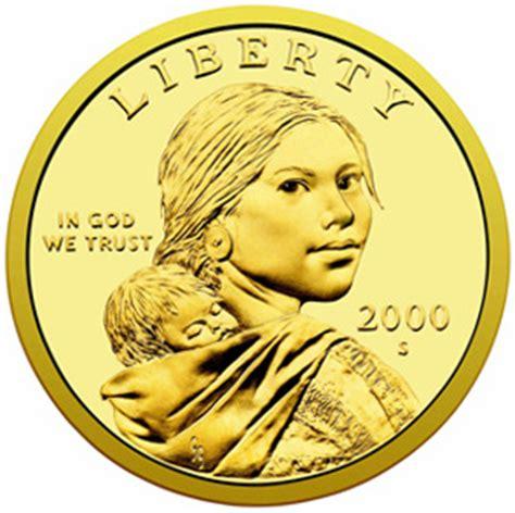 2000 gold dollar 2000 s sacagawea dollar