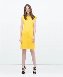 Robe De Printemps : robe jaune printemps 2014 ~ Preciouscoupons.com Idées de Décoration