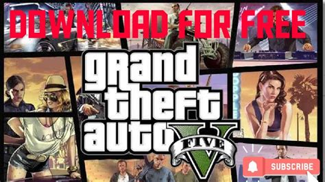 DOWNLOAD GTA 5 PREMIUM EDITION FOR FREE   EPIC GAMES - YouTube