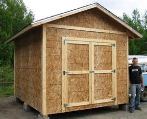 10 x 12 shed building a 6 215 4 shed is no distinct than building a tiny home shed plans kits