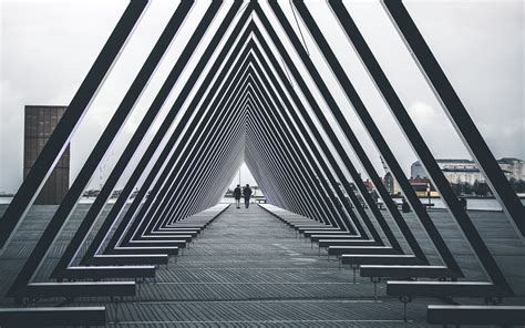 Abstract Architecture Wallpaper Hd by Wallpaper 2560x1600 Architecture Triangle