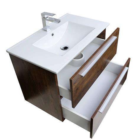 Mounted Vanity by Buy Nola 29 5 In Wall Mount Modern Bathroom Vanity