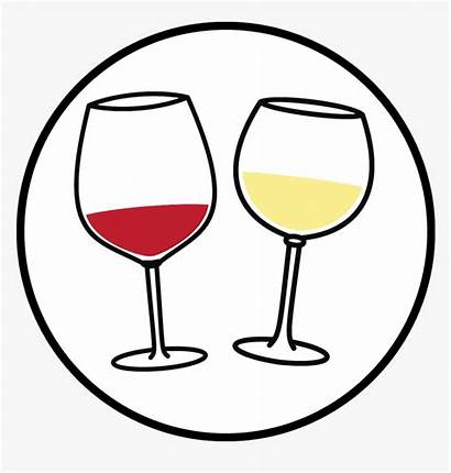 Wine Clipart Glass Clip Water Into Icon