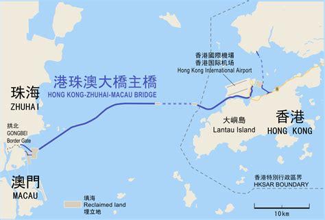 hong kongzhuhaimacau bridge wikipedia
