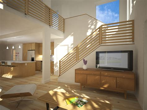simple living room   stairs designs ideas casa