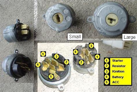 Help Key Switch Wiring Datsun Roadster Forum