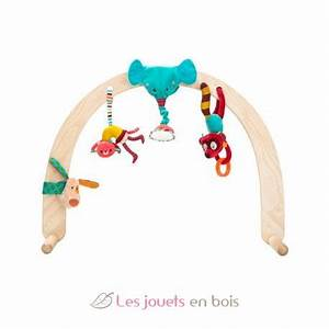 Arche Bébé Bois : l 39 arche en bois lilliputiens une arche d 39 veil et d 39 activit s r f 86636 ~ Teatrodelosmanantiales.com Idées de Décoration