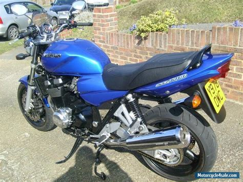 2001 Suzuki Gsx1400 For Sale In United Kingdom