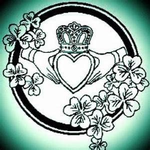 The Claddagh is an old Irish symbol that represents Love ...