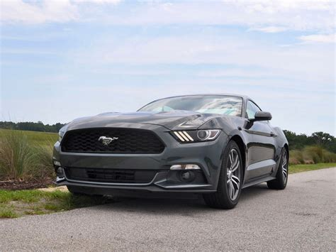 Ford Mustang 2015 Review by 2015 Ford Mustang Ecoboost Automatic Review 66