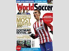 World Soccer April 2016