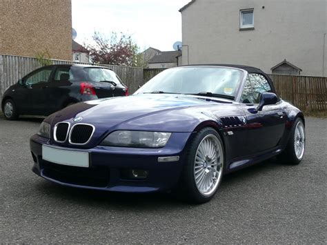 Bmw Z3 Custom Wheels Beyern Multi 18x8.5, Et +30, Tire